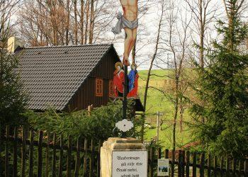 Pomník u Chalupy Studený