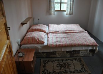 ložnice chalupa