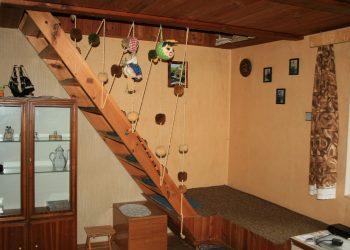 vybavení domek